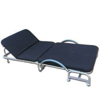 Furniturerun Fanbo Foldable Bed with Reclining Headrest