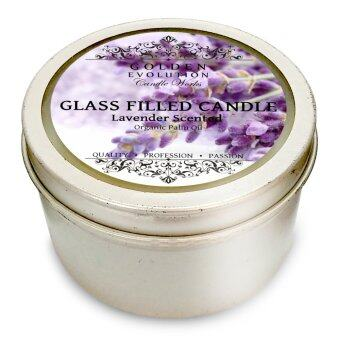 Harga GE Candle Works [Set of 2] Lavender Scented Tin Filled Candle