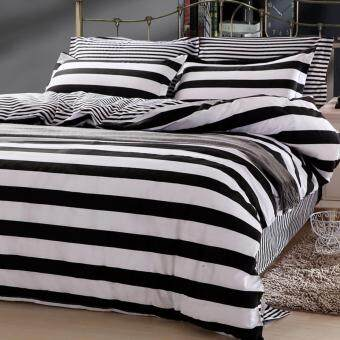 GETEK Duvet Cover with Pillow Case Quilt Cover Bedding Set SizeDouble Quilt Cover