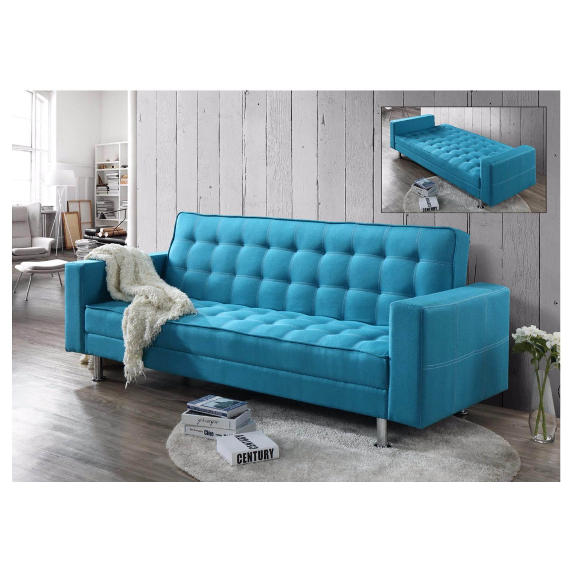 GF TIFFANY BLUE SOFA BED   Lazada Malaysia
