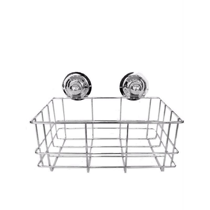 GJ-2113 Super Suction Bathroom Shelf