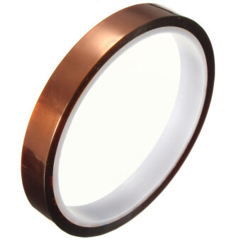 Gold Kapton Tape High Temperature Heat Resistant Polyimide 260-300?12mm x 30m - 5