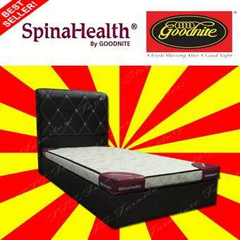 Harga Goodnite SpinaHealth (127mm) 5 inch Single Foam Mattress
