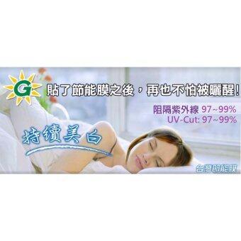 [GreenFilm] House Window Tinted Film_EZ MagicTint_60cm*210cm_Cut-UV&Heat_Deep Blue_Made in Taiwan & High Quality - 3