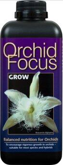Harga Growth Technology Orchid Focus Grow 1L (Orchid Fertilizer Grow)