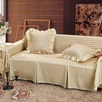 Harga Gui Feihan version fabric full cover cloth sofa cover