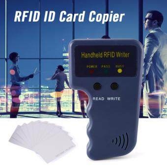 Handheld RFID Duplicator Copier Writer Programmer 5pcs Writable KeyCards