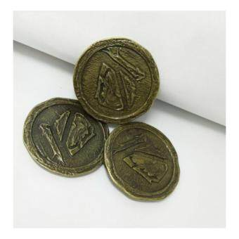 HBO Song of Ice And Fire Game of Thrones Valar Morghulis ValarDohaeris Coin Collection Vintage Ancient