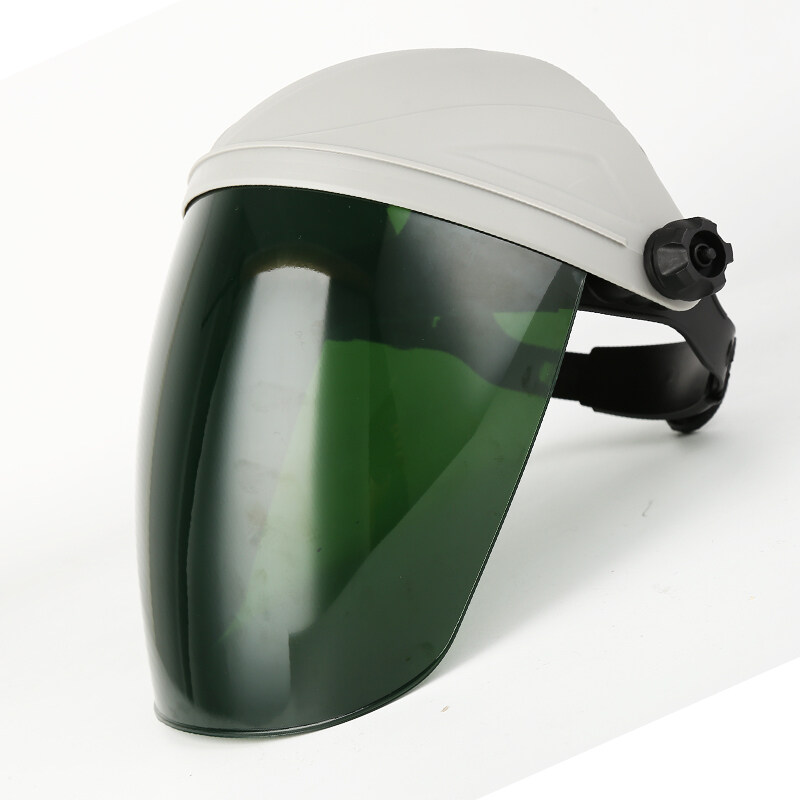 Buy Headset-burning welding mask protective welder welding cap welding face shield visor mask glasses gas protection welding Malaysia