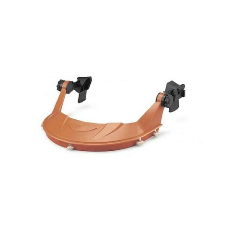 Helmet Visor Carier (Brown)