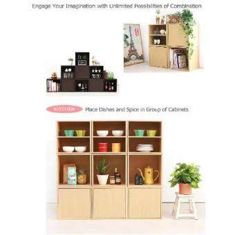 High Quality DIY Creative Design Storage Cabinet Cube