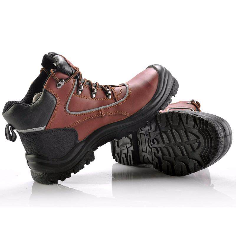 Buy High quality metal free safety shoes composite kevlar-(SIZE:UK8/EUR42) Malaysia