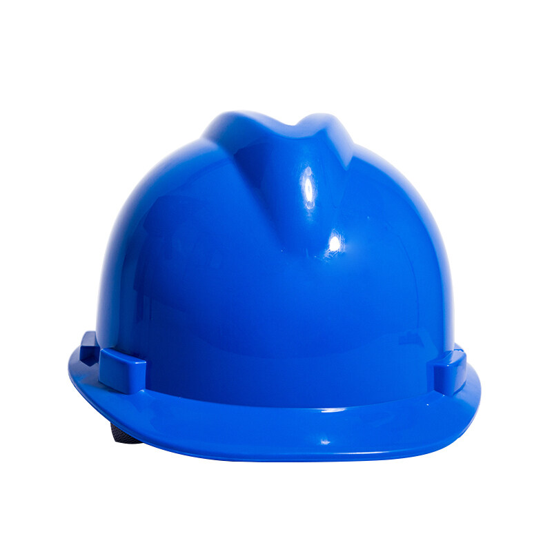 Buy High Strength ABS helmet Site Construction Engineering Building Leading anti-smashing breathable protective helmet free printing Malaysia