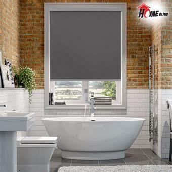 [Home Blind] *Limited Stock Offer* W152cm X H200cm / 100% Sun-BlockBlinds / Roller Blinds (Grey)