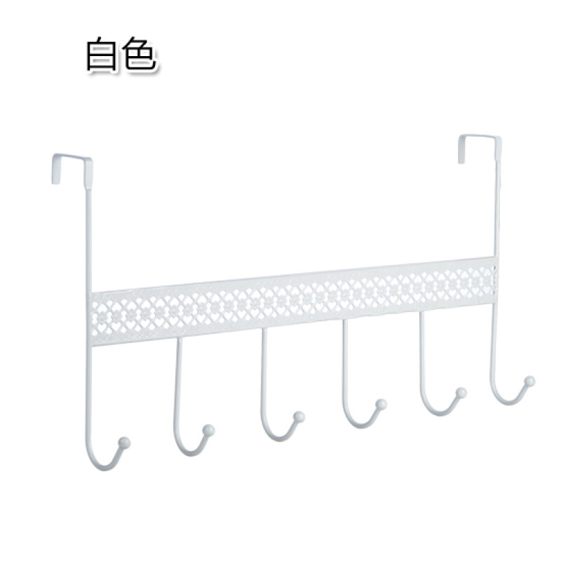 Buy Home wrought iron door hanging adhesive hook Malaysia