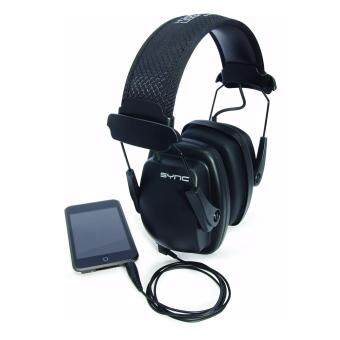 Howard Leight 1030110 Sync Noise-Blocking Stereo Earmuff - 3