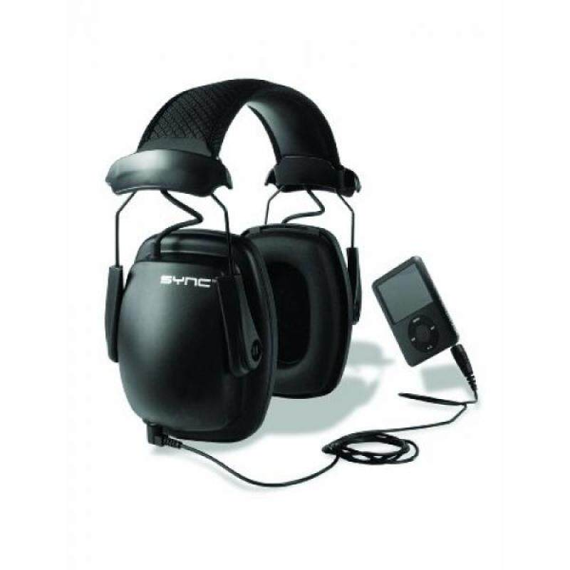 Buy Howard Leight by Honeywell Sync Stereo MP3 Earmuff (1030110) Malaysia