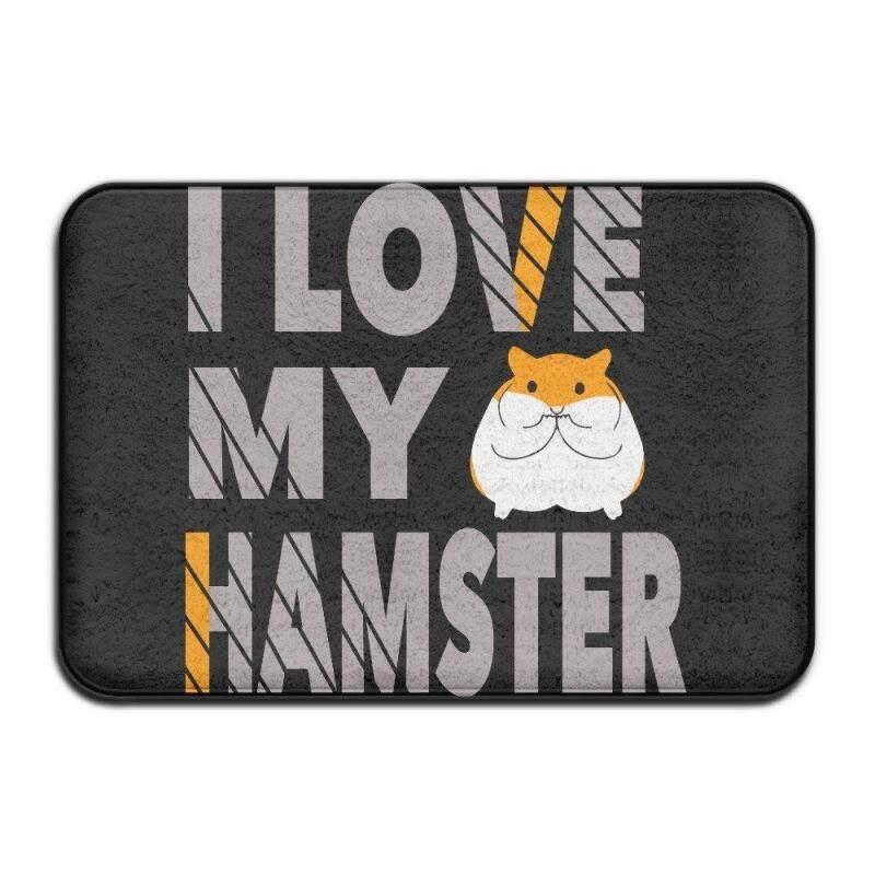Buy I Love My Hamster Doormatdoormats Indoor Door Matsdesign Mats 4060 Malaysia