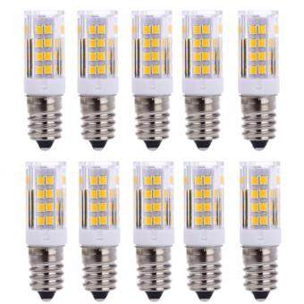 Harga Lightme 10PCS E14 AC 220 - 240V 3W SMD 2835 LED Bulb with 51 LEDs