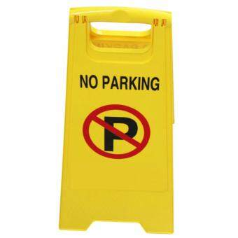 Harga No Parking Warning Board