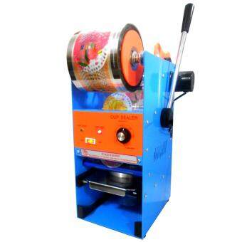 Harga Cup Sealing Machine Semi Auto