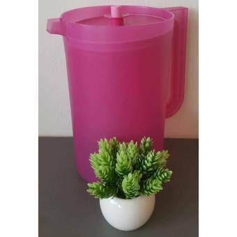 Harga Tupperware Pink Blossom Giant Pitcher (4.2L)