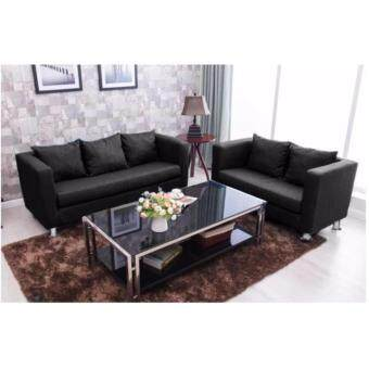 Harga Home and Living: Sitting Room Concept Furniture (2) Seater Soft and Comfortable - Sofa Design