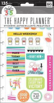 Harga Create 365 Happy Planner Stickers - TGIF