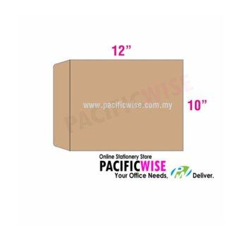 Harga Brown Envelope (Manila) 10' x 12' (250 pcs)