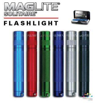 Harga MAGLITE Solitaire Incandescent 1-Cell AAA Flashlight (Made in USA)