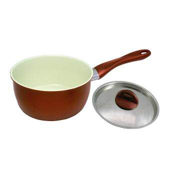 Harga Sauce Pan Ceramic Coated Non-Stick - 18cm