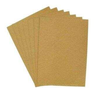 Harga Sunshine A4 Brown Kraft Paper for Design Printing Arts & Craft (100pcs)