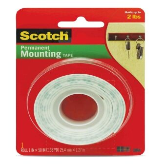 Harga Scotch Mounting Tape 114, 1 in x 50 (25.4 mm x 1.27 m)