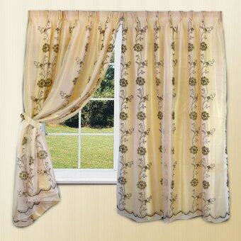 Harga Essina Asten French Pleated Curtain Window