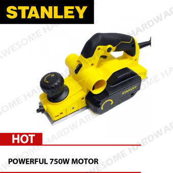 Harga STANLEY STEL630 750W 2MM ELECTRIC PLANER