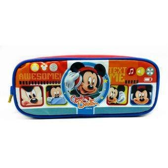 Harga DISNEY MICKEY MOUSE GEEK BEATS SQUARE PENCIL BAG