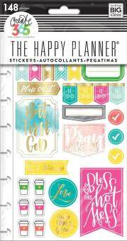Harga Create 365 Happy Planner Stickers - Faith Gratitude