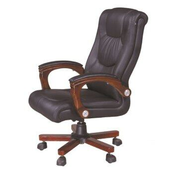 Harga LAVIN OC 313 DIRECTOR CHAIR(PU BLACK)