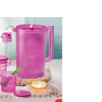 Harga Tupperware Pink Blossom Giant Pitcher