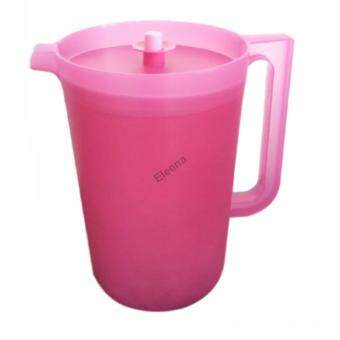 Harga Tupperware Pink Blossom Giant Pitcher 4.2L