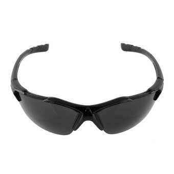 Harga Lens Sports Lab factory Safety Wireless Glasses Specs Protection(Black)