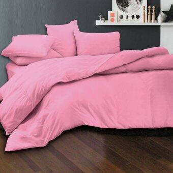 Harga Essina 100% Cotton 620TC Fitted Bed sheet set Candies Collection - CARNATION
