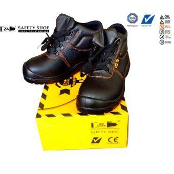 Harga D&D Safety Shoes 03818, UK size:8