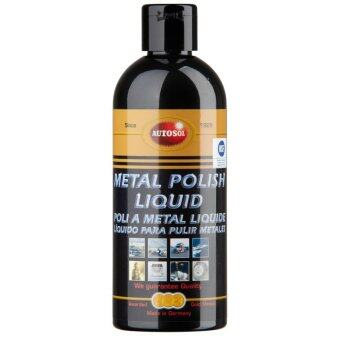 Harga Autosol Metal Polish Liquid 250ml Bottle (Direct Distributor)