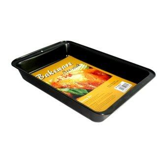 Harga BAKECRAFT Roasting Pan Non-Stick - 11 inch