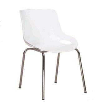 Harga LAVIN DINING CHAIR DC 9130 WHITE