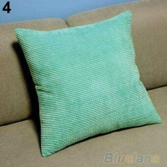 Harga Broadfashion Fashion Corn Kernels Sofa Decor Pillow Case Cushion Cover Square (Light Blue)