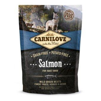 Harga Brit Carnilove Dog Salmon Adult (1.5KG)