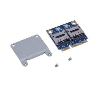 Harga OH PCI-E TO TF Card PCI-e mpci-e to Dual TF/for SDHC/for SDXC Reader Adaptor