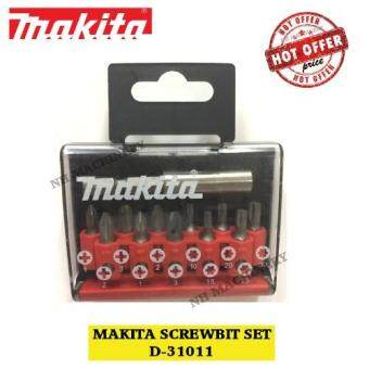 Harga Makita Screw Bit Set (D-31011)